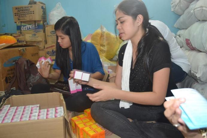 Haiyan Yolanda Relief Davao